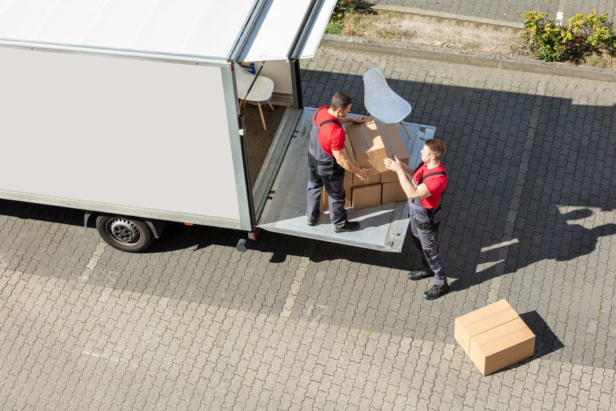 Don't put your back at risk while packing for your move