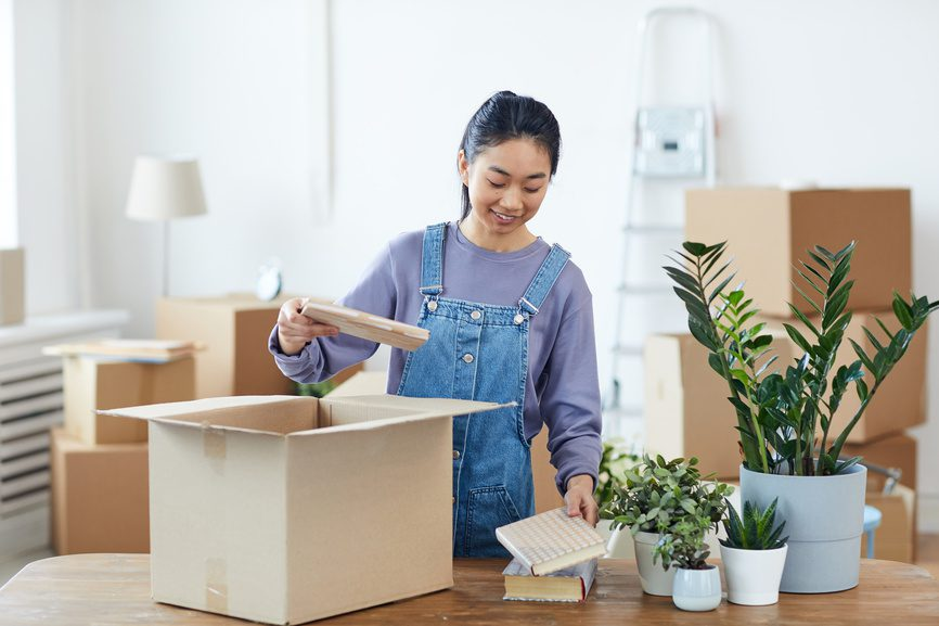 Tips for decluttering before your move