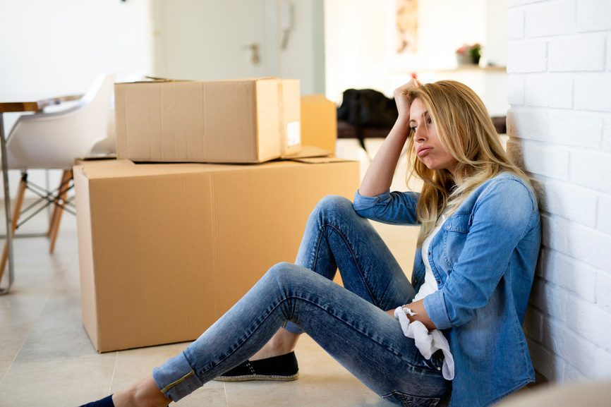 10 things that could go wrong when moving house