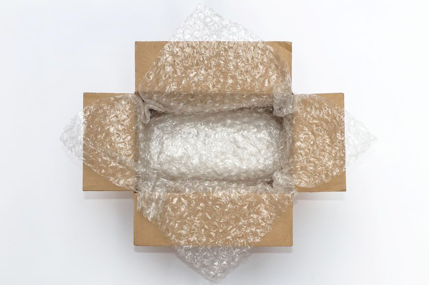 Packing Paper versus Bubble Wrap: What is your best option?