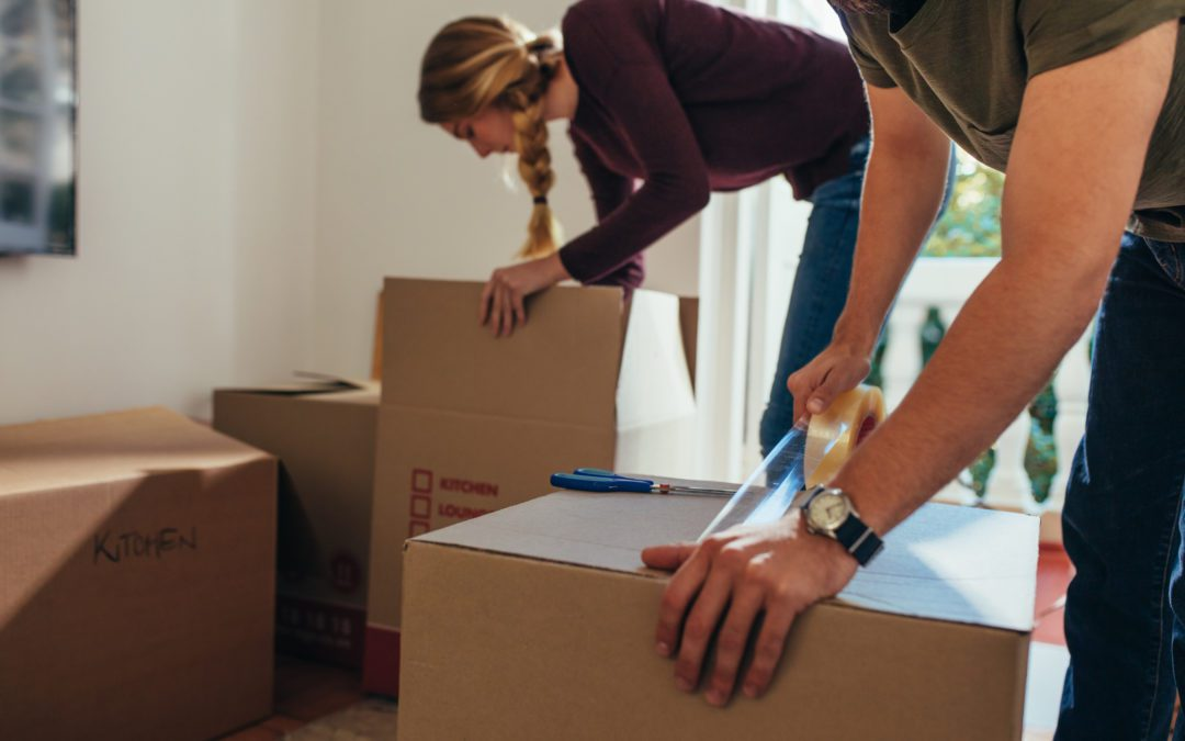 How to Plan for Relocation Costs