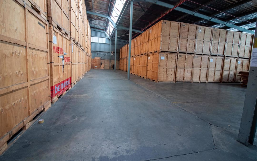 What is modular storage?