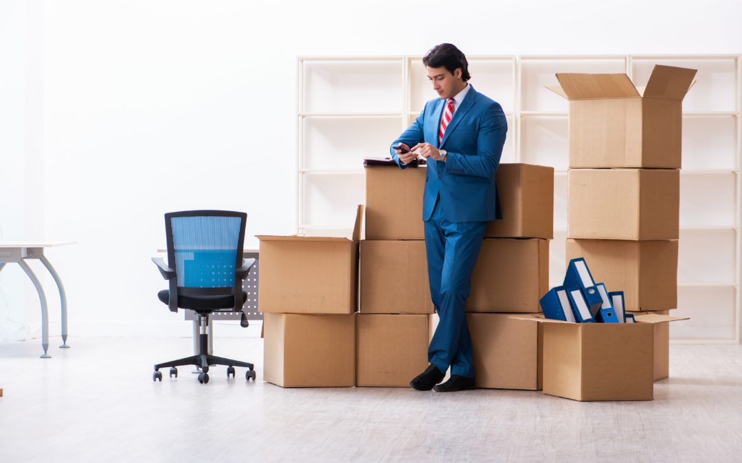 3 Crucial factors when moving an office