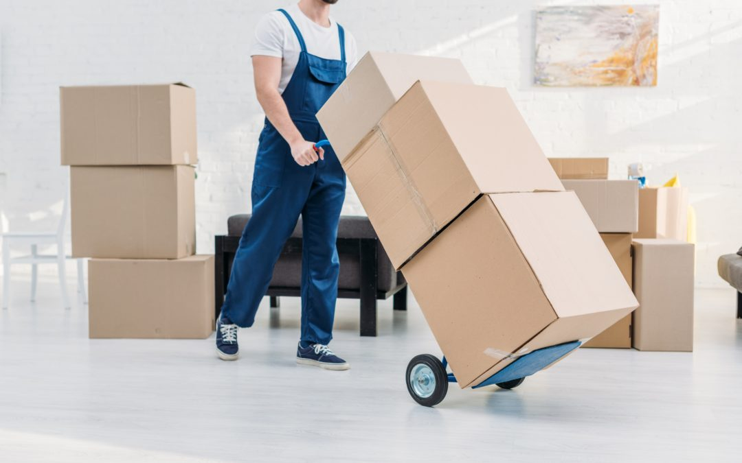 Health and safety factors when moving office